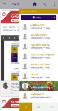 Colegio Henri la Fontaine Web screenshot 3