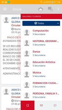 Colegio Cristo Rey Callao screenshot 1