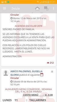 Colegio Cristo Rey Callao screenshot 2