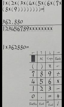 EduCalc screenshot 2