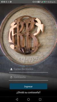 Eventos BCRP screenshot 1
