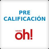 Pre-Calificación Oh! icon