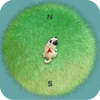 Potty Compass: Dog poop direction & magnetic sense icon
