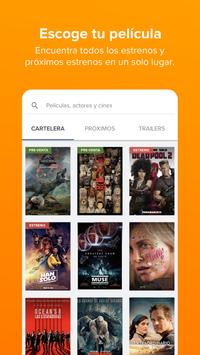 Fandango Latinoamérica captura de pantalla 4