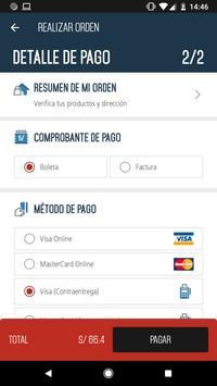 Pardos Delivery screenshot 4