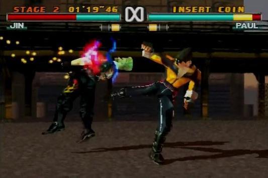 Tekken 3 Trik poster
