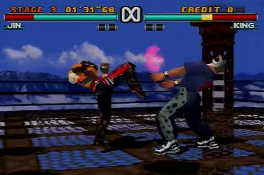 Tekken 3 Trik screenshot 4