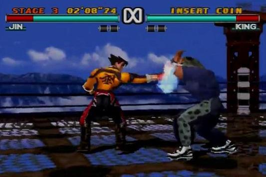 Tekken 3 Trik screenshot 5