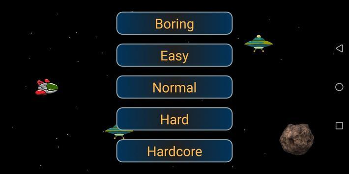 Retro Space Shooter screenshot 1