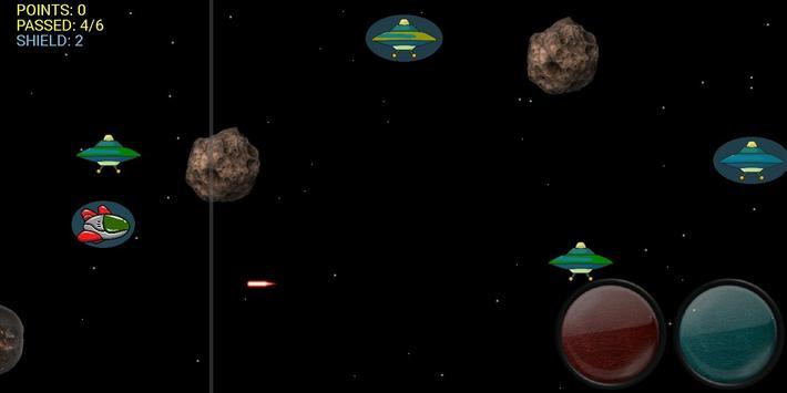 Retro Space Shooter screenshot 2