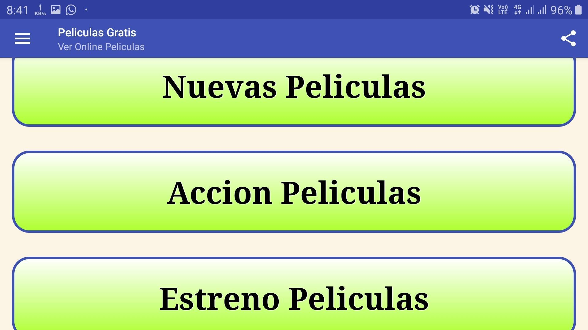 Películas Gratis En Español Latino 2020 For Android Apk Download