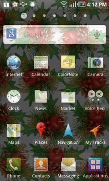 Christmas Theme Live screenshot 1