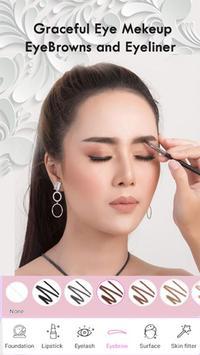 Virtual Makeup Camera poster