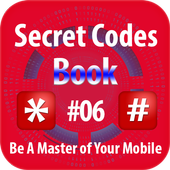 Secret Codes Book icon