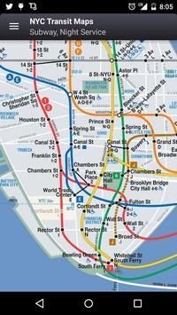 Subway Map From 14th To Chambers.Nyc Subway Bus Rail Maps Mta For Android Apk Download