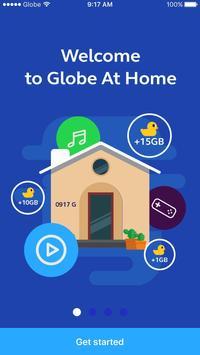 Globe at HOME screenshot 1