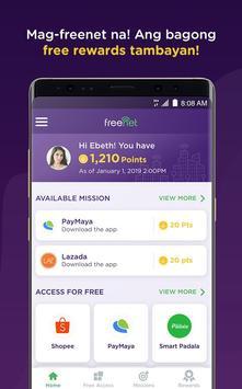 freenet - The Free Internet poster