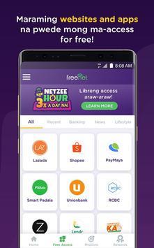freenet - The Free Internet скриншот 1