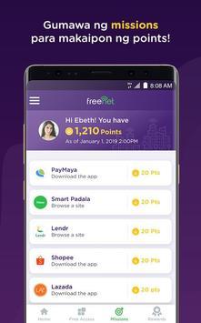 freenet - The Free Internet скриншот 2