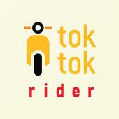 toktok rider icono