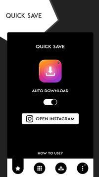 Quick Save تصوير الشاشة 6