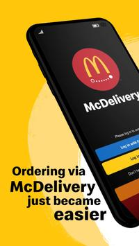McDelivery PH poster