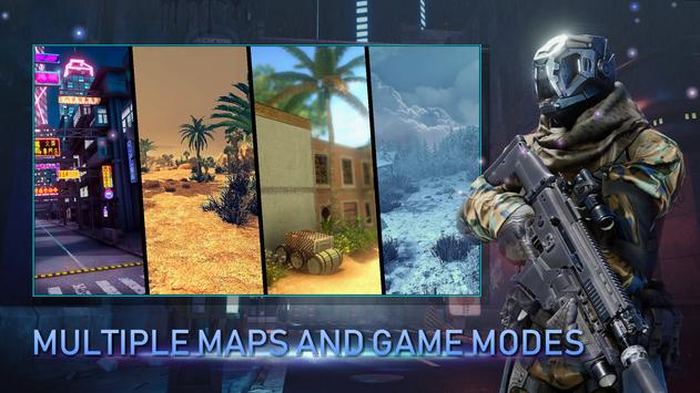 Phun Wars screenshot 1