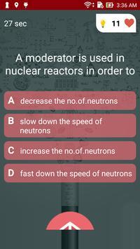 Physics Quiz screenshot 3