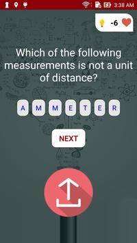 Physics Quiz screenshot 6