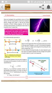 Physics 12 eLearn.Punjab Text & Audio BOOK PITB screenshot 3