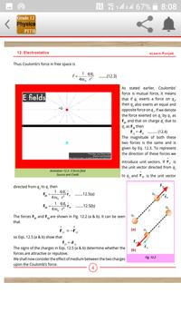 Physics 12 eLearn.Punjab Text & Audio BOOK PITB screenshot 4