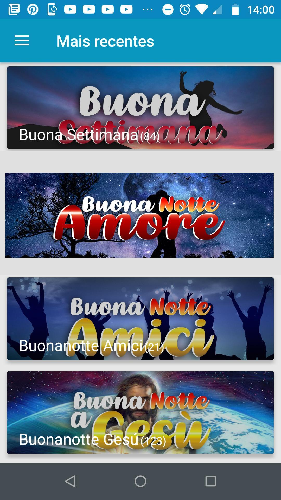 Buona Notte Messagi For Android Apk Download