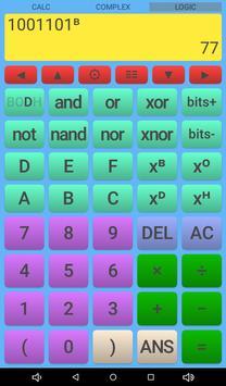 Scientific Calculator syot layar 10