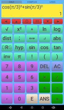 Scientific Calculator syot layar 11