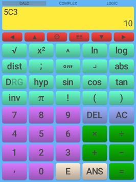 Scientific Calculator syot layar 8