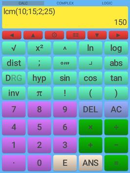 Scientific Calculator syot layar 9