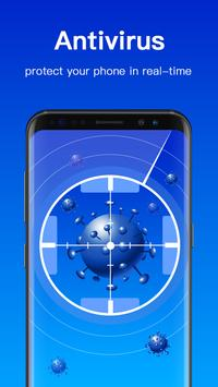 Phone Clean - Antivirus, Booster master, Cleaner screenshot 1
