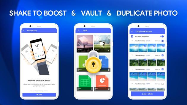 Phone Clean - Antivirus, Booster master, Cleaner screenshot 7