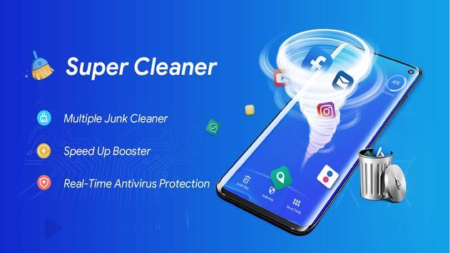 Phone Clean - Antivirus, Booster master, Cleaner screenshot 9