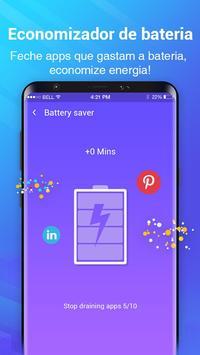 Telefone Limpo - limpeza de cache, acelerador imagem de tela 3
