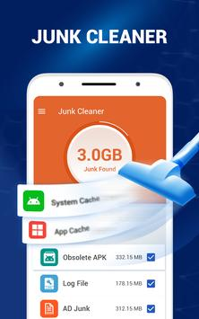 Telefon Temizleyici - Önbellek temizleyicisi Ekran Görüntüsü 1