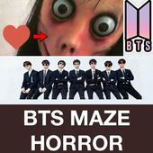Bts Maze Horror Prank icon