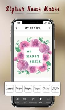 Stylish Name Maker - Fancy Stylish Fonts Generator for Android - APK