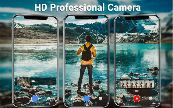 HD Camera for Android poster