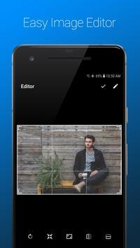 Photo Album, Image Gallery & Editor screenshot 2