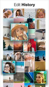 Photo Editor, Filters & Effects, Presets - Lumii imagem de tela 8
