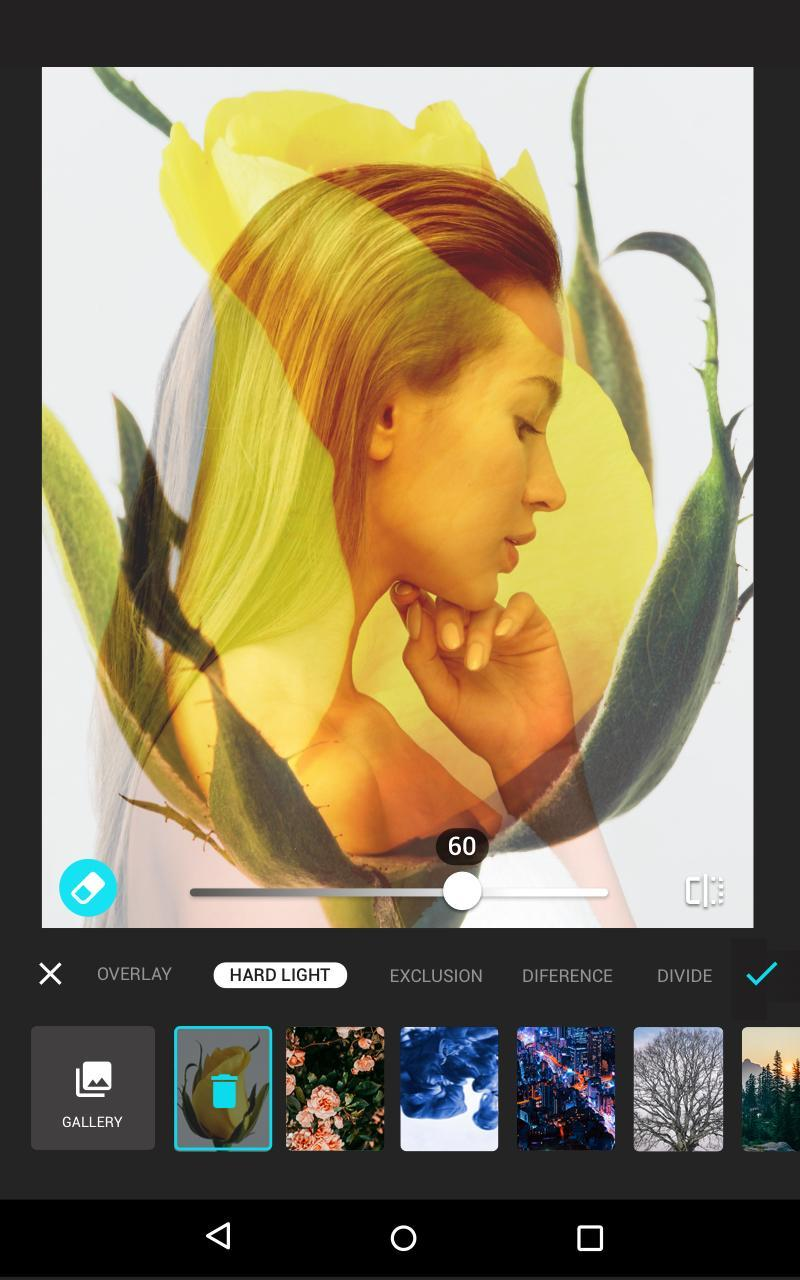 Photo Editor, Filters & Effects, Presets - Lumii for Android