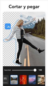 Editor de Fotos - Foto Collage captura de pantalla 3