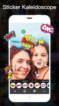 Editor de fotos gratuito - Beauty Selfie Camera captura de pantalla 4