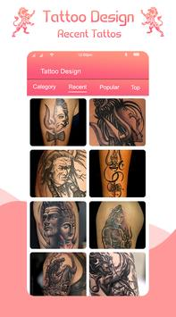 Latest Tattoo Designs  - Tattoo My Photo Editor screenshot 1